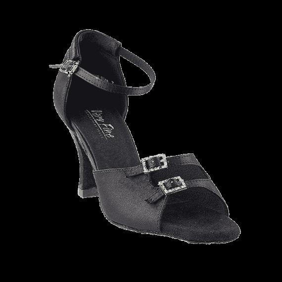 1620 black Very Fine Dance Shoes for ballroom, salsa, tango