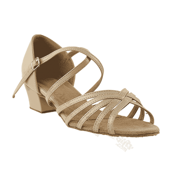 1670c tan Very Fine Dance Shoes for ballroom, salsa, Latin, wedding, party & practice