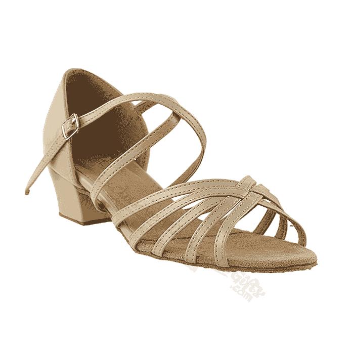 1670c tan Very Fine Dance Shoes for ballroom, salsa, Latin, wedding, party & practice