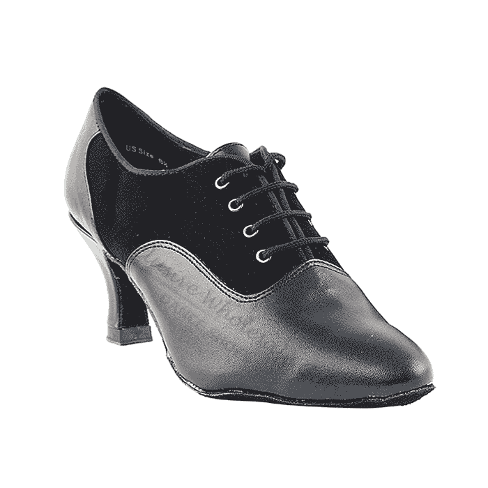 1688 black leather Very Fine Dance Shoes for ballroom, salsa, Latin, wedding, party & tango
