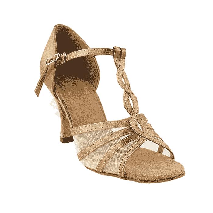 1692 brown Very Fine Dance Shoes for ballroom, salsa, Latin, wedding, party & tango