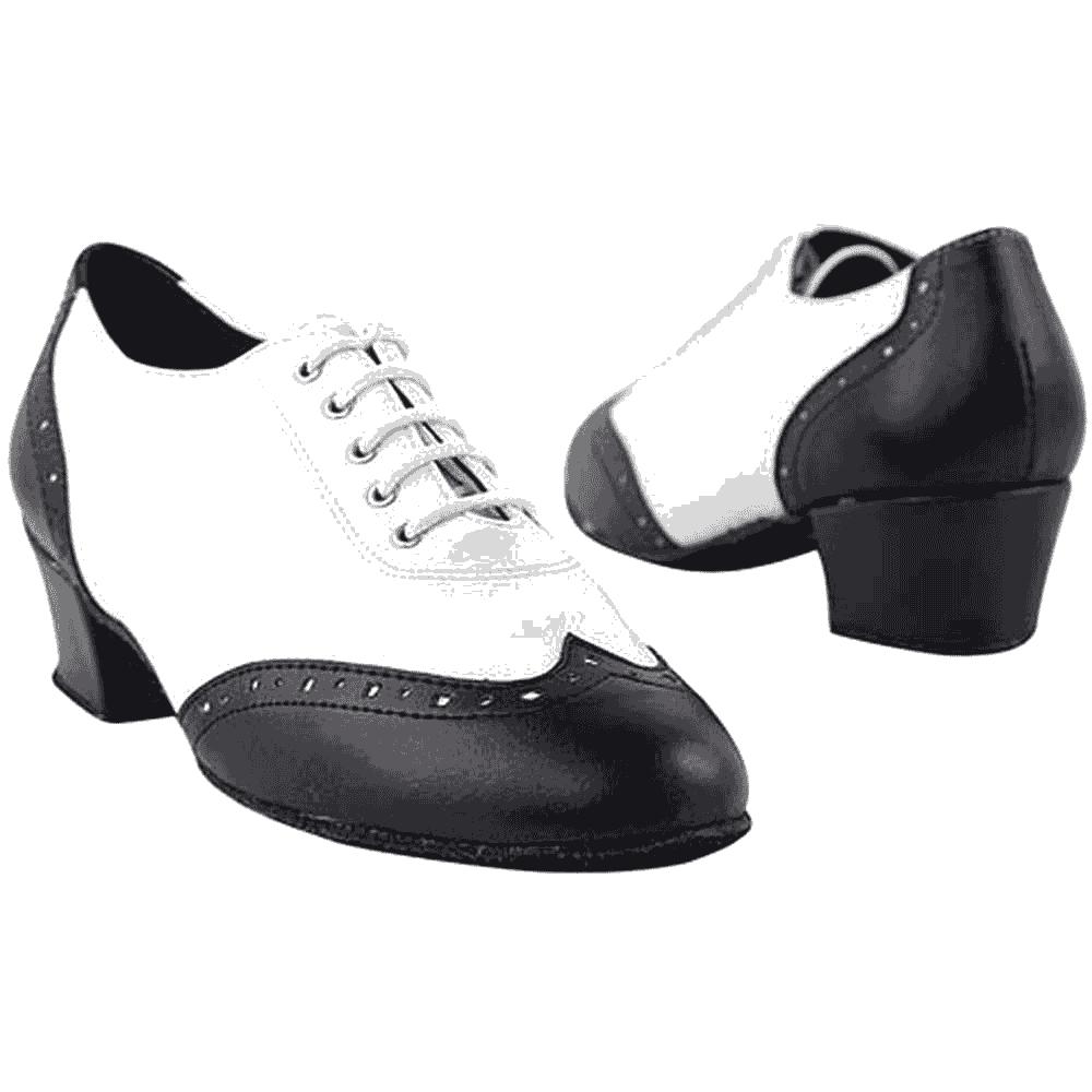 men swing dancing shoes