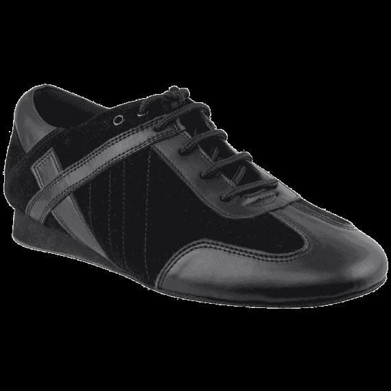 Sero106BBX Very Fine Leather Suede Dance Shoes for ballroom, salsa, Latin, wedding, party & tango