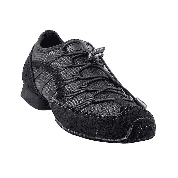 VFSN005 Very Fine Black Dance Sneakers