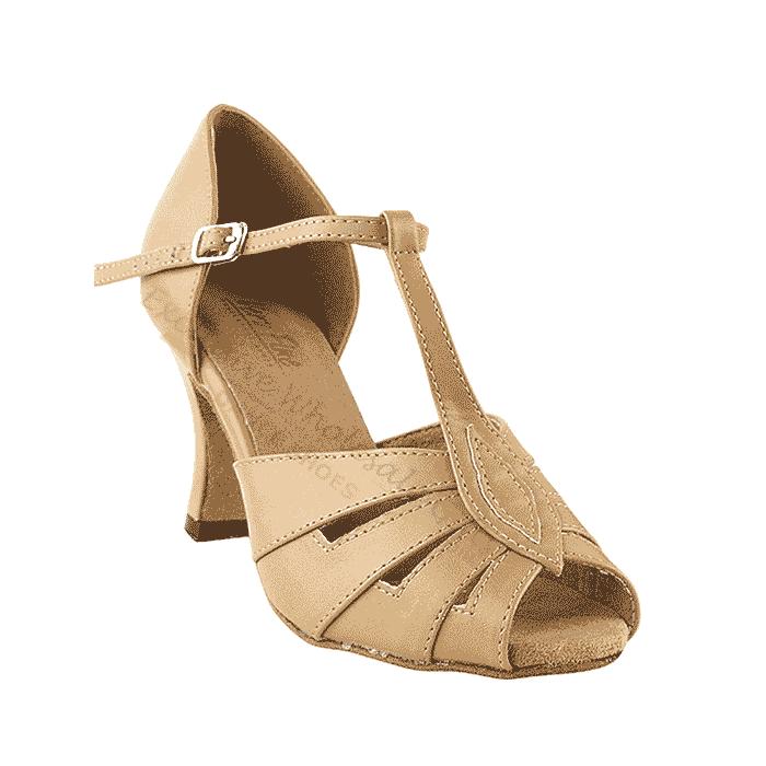 2702 beige Very Fine Dance Shoes for ballroom, salsa, Latin, wedding, party & tango