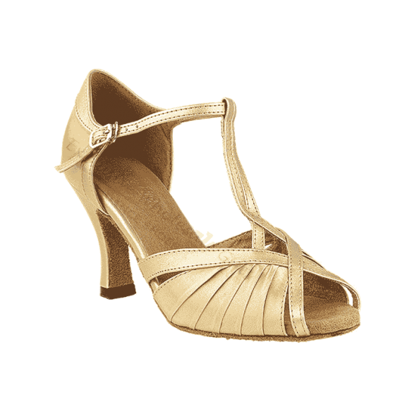 2707 light brown Very Fine Dance Shoes for ballroom, salsa, Latin, wedding, party & tango