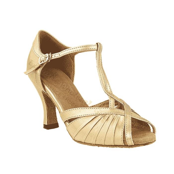 2707 light brown Very Fine Dance Shoes for ballroom, salsa, Latin, wedding, party & tango