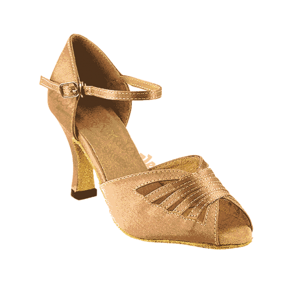 2709 brown Very Fine Dance Shoes for ballroom, salsa, Latin, wedding, party & tango
