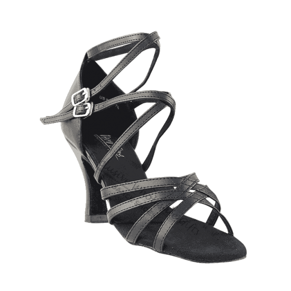 5008 black Very Fine Dance Shoes for ballroom, salsa, Latin, wedding, party & tango